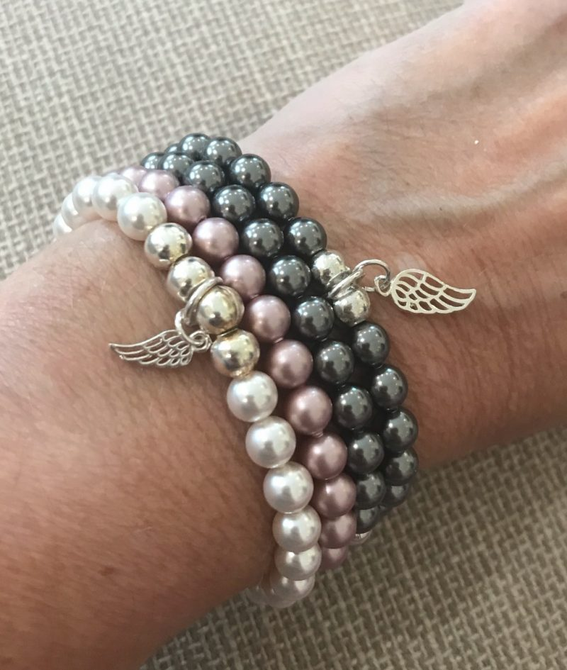 Swarovski Pearl Bracelet-3201
