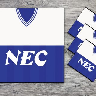 Everton 1985 Home Coasters-0