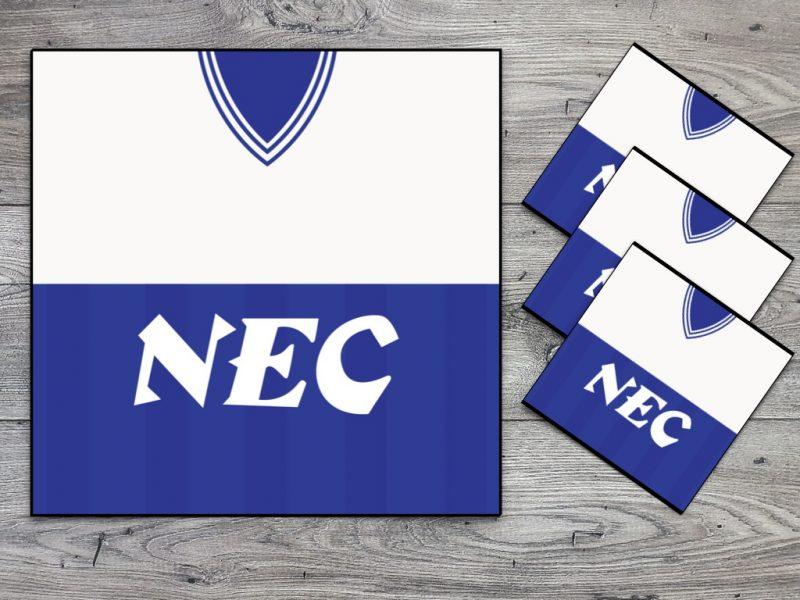 Everton 1985 Home Coasters-0