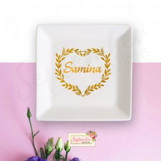 Personalised Jewelry Dish-0