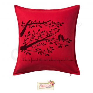 Personalized Cushion - Couple's Gift-0