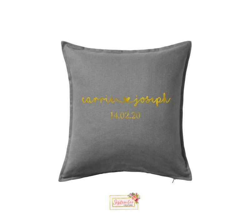 Personalized Cushion -0