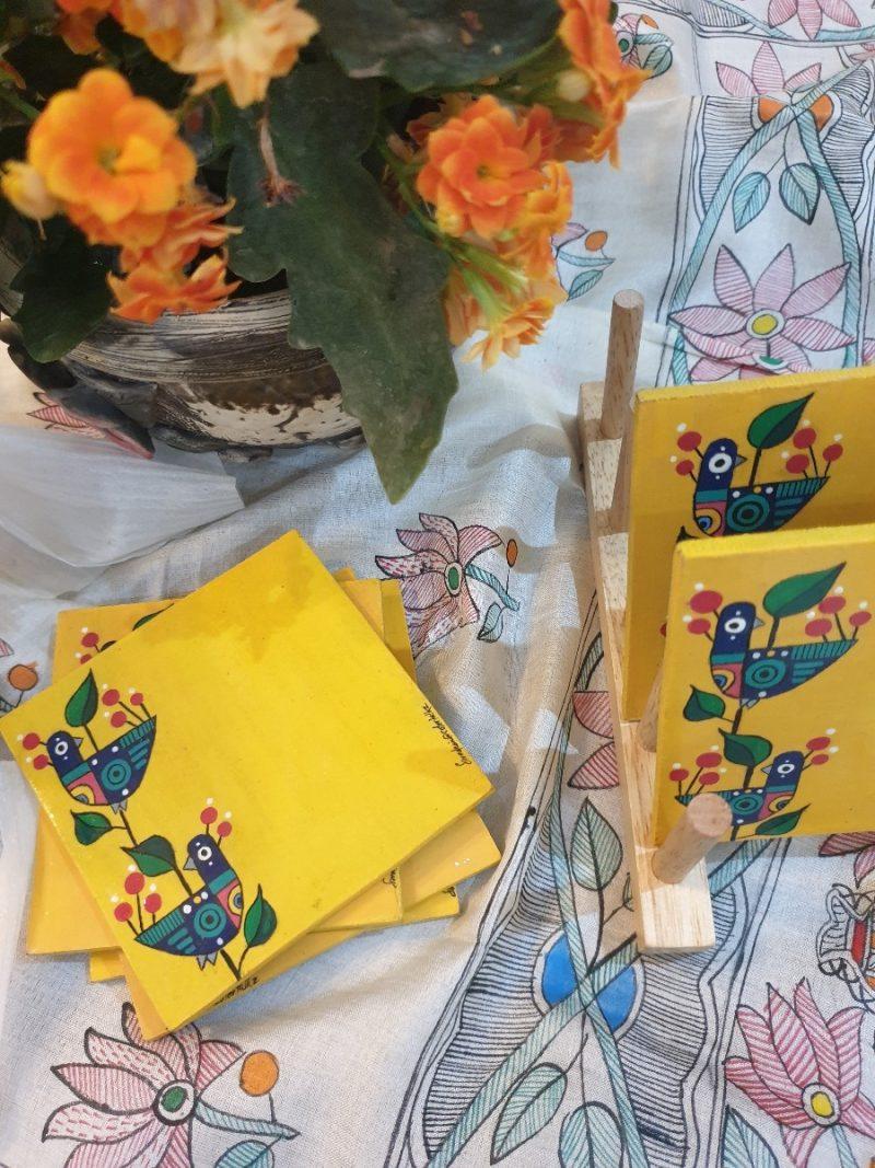 Handmade Coasters -4837