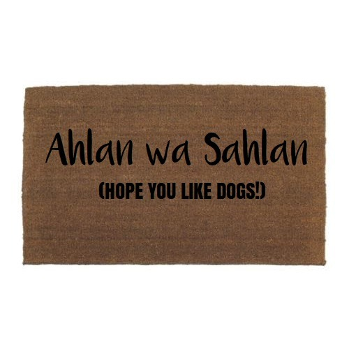 Doormat - Ahlan wa sahlan-0
