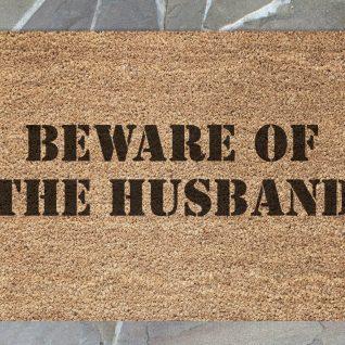 Doormat - Beware of the husband-0