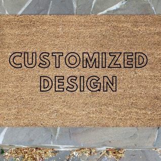 Doormat – Design your own-0