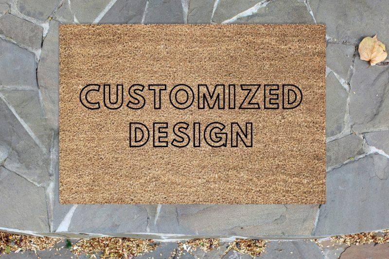 Doormat – Design your own-0