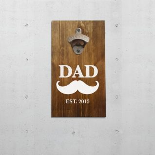 Bottle Opener, Wall Mounted, Father's Day Gift-0