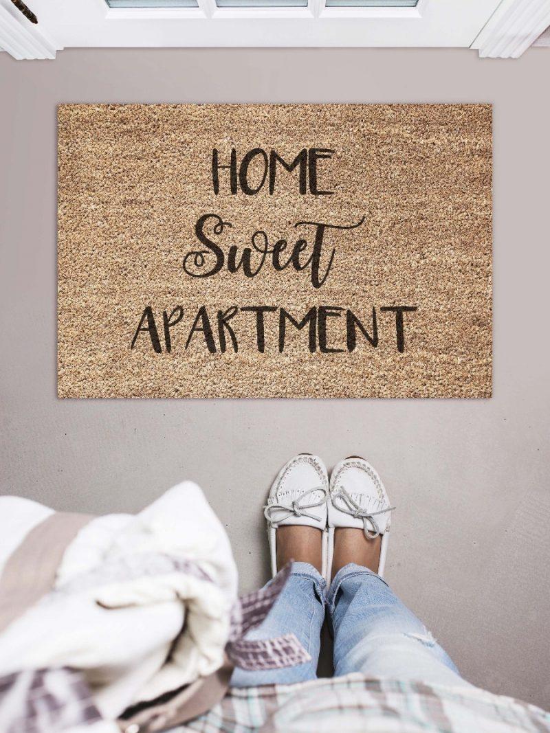 Doormat - Home sweet apartment-0
