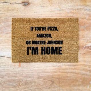 Doormat - If you're…-0