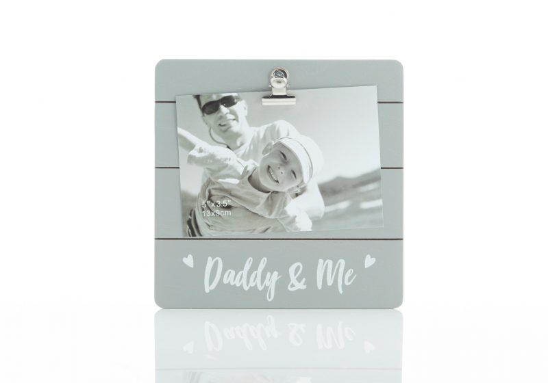 Gift - 'Cutie Clip Frame Daddy'-0