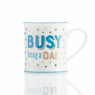 Gift - 'Busy Being A Dad Mug'-0