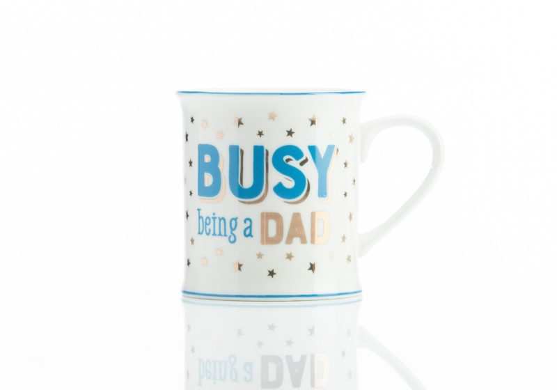 Gift - 'Busy Being A Dad Mug'-0