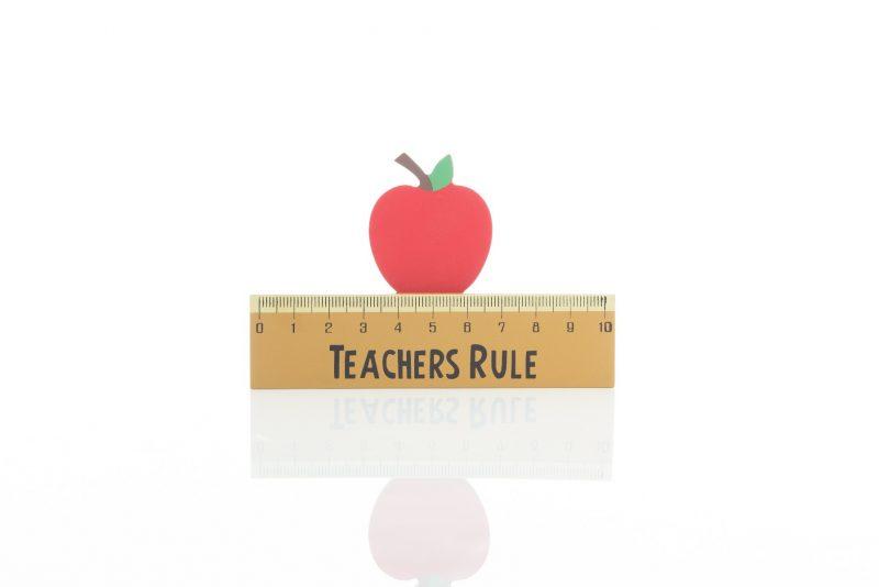 Gift - 'Teachers Rule'-0