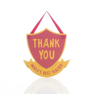 Gift - 'Wooden Signs - Thank You'-0