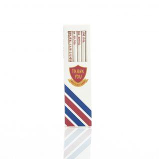 Gift - 'Pack of 6 Worlds Best Teacher Pencils'-0