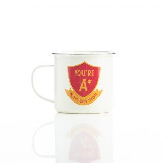 Gift - 'You're A Star Steel Mug'-0