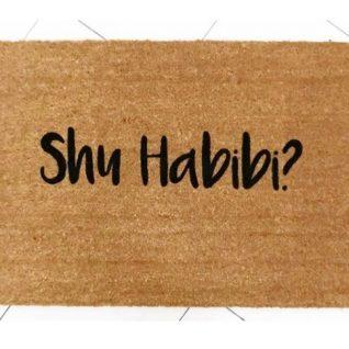 Doormat - Shu habibi -0
