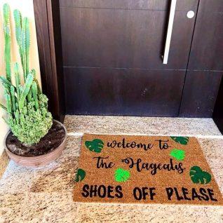 Doormat -Welcome-0