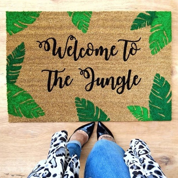 Doormat - Welcome to the jungle -0
