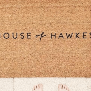 Doormat - House of hawkes-0
