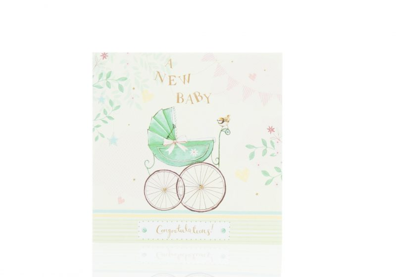 Cards - 'New Baby'-0
