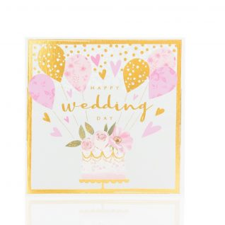 Cards - 'Happy Wedding Day'-0