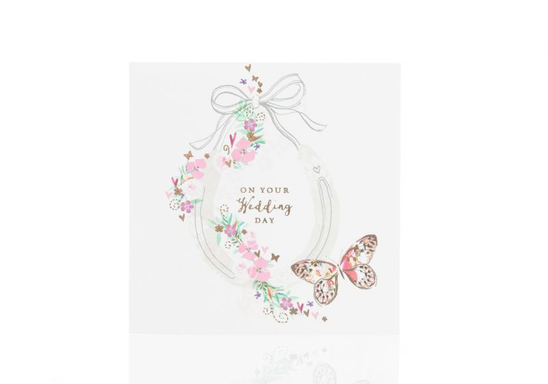 Cards - 'On Your Wedding Day'-0
