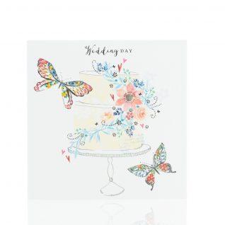 Cards - 'Wedding Day'-0
