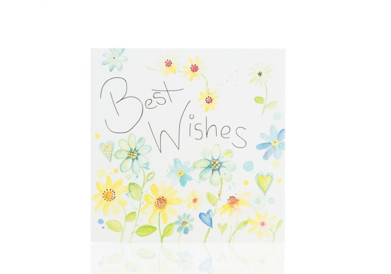 Cards - 'Best Wishes'-0