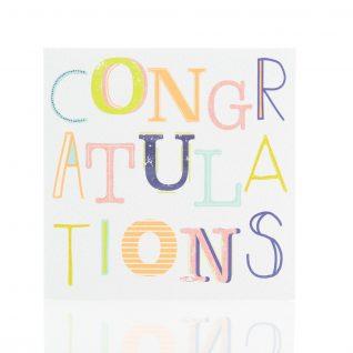 Cards - 'Congratulations'-0