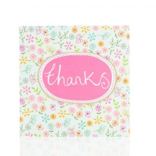 Cards - 'Thanks'-0