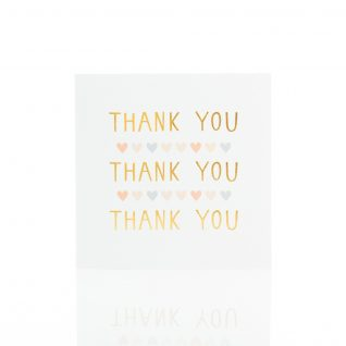 Cards - 'Thank You Thank You Thank You'-0