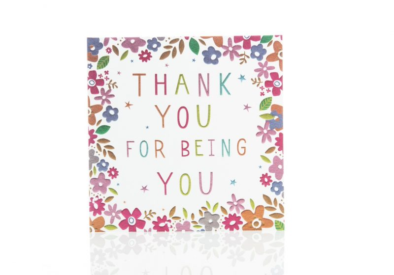 Cards - 'Thank You'-0