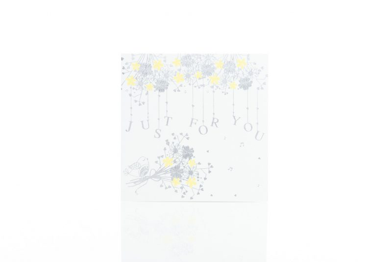 Cards - 'Just For You'-0