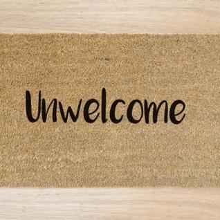 Doormat - Unwelcome-0